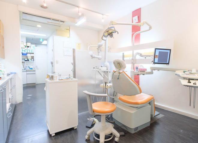 表参道駅 B1出口徒歩 6分 橋本歯科クリニックの治療台写真6