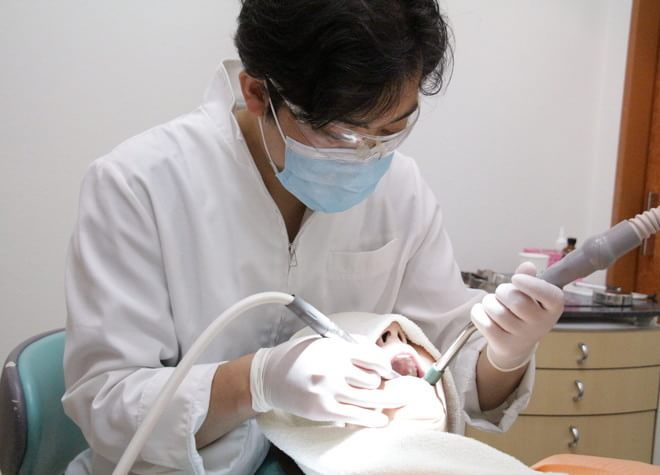 川口駅 車9分 ララガーデン川口歯科クリニックのスタッフ写真4