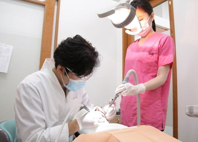 川口駅 車9分 ララガーデン川口歯科クリニックのスタッフ写真5