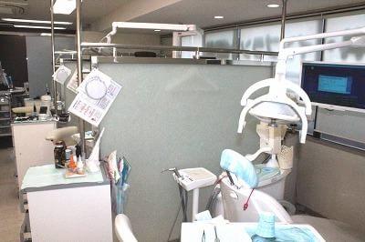 稲毛海岸駅 南口徒歩3分 海岸歯科室の院内写真7