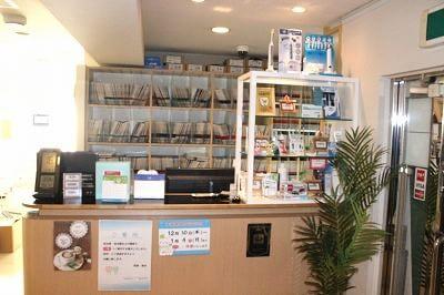 稲毛海岸駅 南口徒歩3分 海岸歯科室の院内写真1
