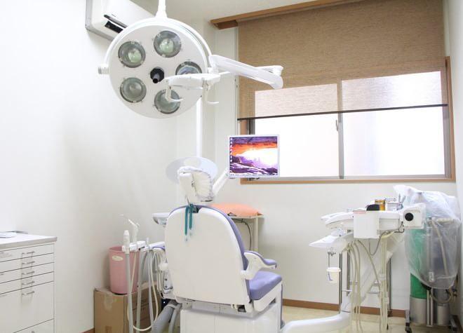北千住駅 東口徒歩 8分 あづま歯科医院の治療台写真3