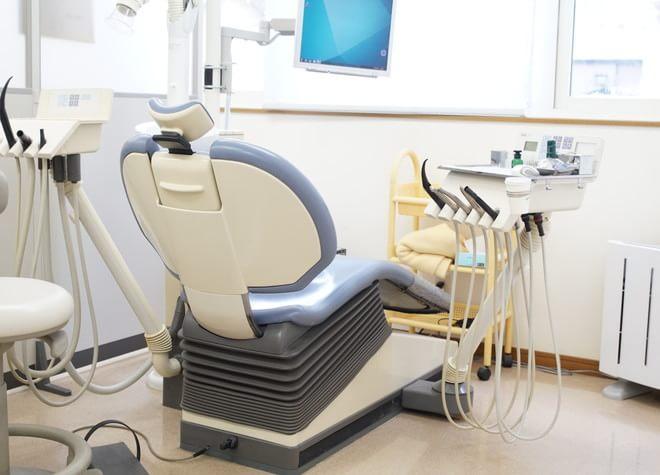 秋田駅 西口車8分 こまはし歯科医院の治療台写真6