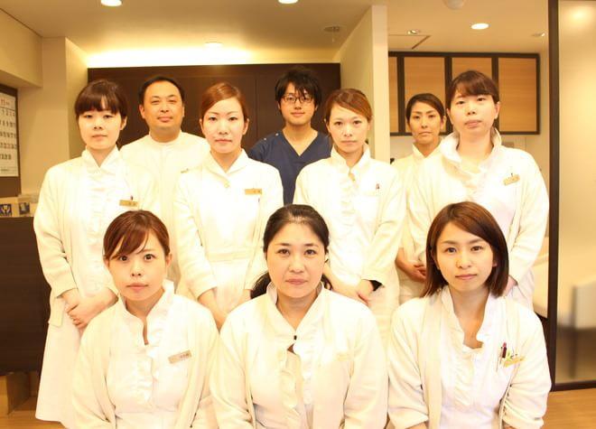 西金沢駅 徒歩30分 エメラルド歯科クリニックのスタッフ写真6