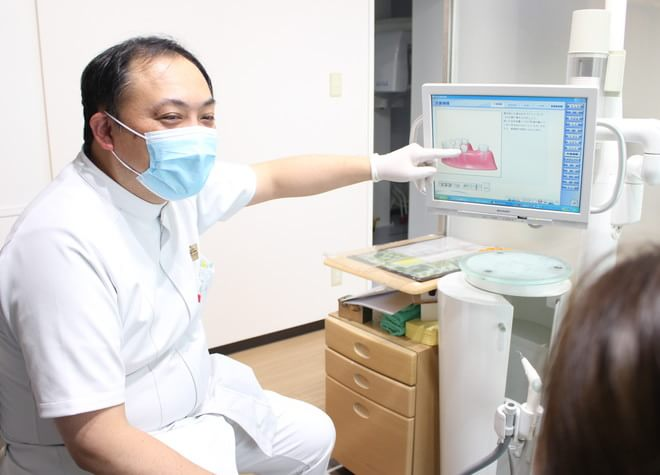西金沢駅 徒歩30分 エメラルド歯科クリニックのスタッフ写真2