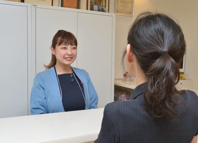 高田馬場駅戸山口 徒歩2分 いなげ歯科のスタッフ写真2
