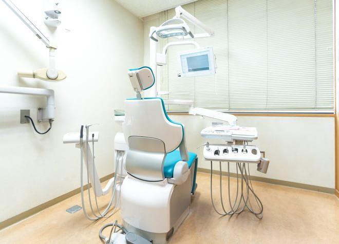 北浦和駅 東口徒歩1分 森山歯科クリニックの治療台写真2