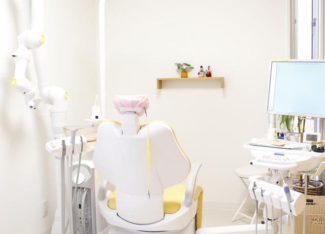 小松駅出口 車8分 野田ふれあい歯科の治療台写真4