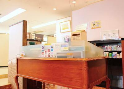 宇都宮駅西口 徒歩1分 モリシタ歯科医院の院内写真2
