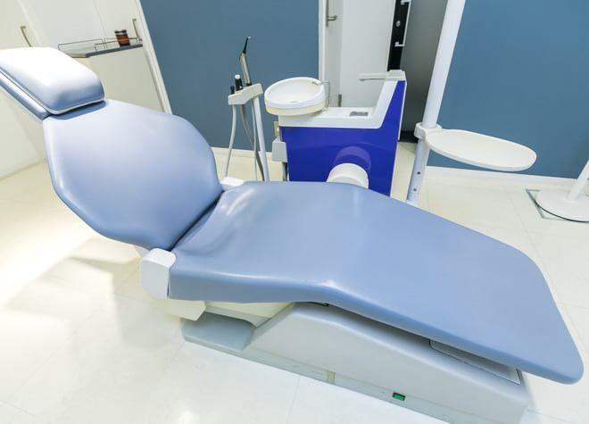 飯田橋駅 C3出口徒歩 5分 いわぶち歯科の治療台写真3