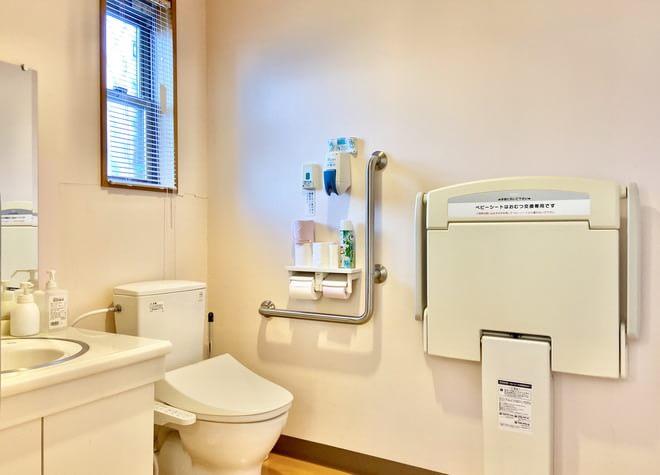 郡山駅(福島県) 車17分 希望ヶ丘歯科クリニックの希望ヶ丘歯科クリニック お手洗い写真5