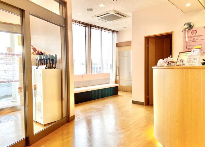郡山駅(福島県) 車17分 希望ヶ丘歯科クリニックの希望ヶ丘歯科クリニック 待合室写真4