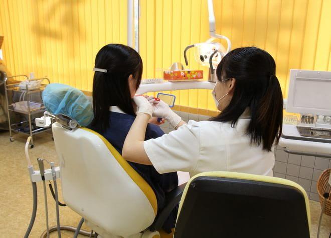 多摩市永山 亀山歯科の画像