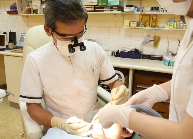 京王永山駅 徒歩 8分 多摩市永山 亀山歯科のスタッフ写真2