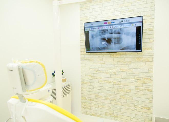 虎ノ門駅 8番出口徒歩1分 やすらぎ歯科虎ノ門の治療台写真6