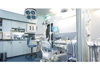 西新宿駅 E7徒歩1分 川口歯科診療所の院内写真4