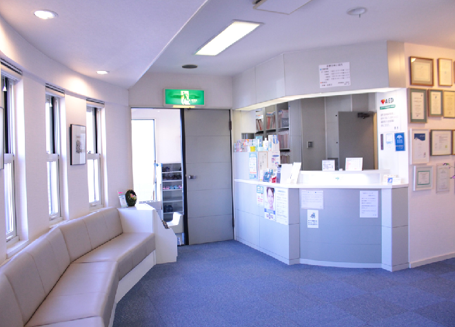 釧路駅 出口車10分 たなか歯科クリニックの院内写真2