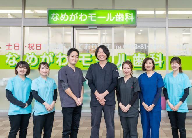 熊谷駅 車19分 なめがわモール歯科クリニック写真1