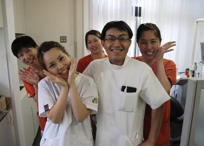 七尾駅 出口徒歩 16分 恵寿歯科のスタッフ写真3