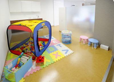 中山駅(神奈川県) 南口徒歩 3分 優歯科クリニックの院内写真3