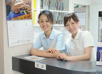 関目高殿駅 4番出口徒歩 1分 赤塚歯科クリニックのスタッフ写真3