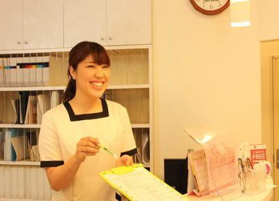 諏訪神社駅 西山通りを北へ車で3分程度です。 西山歯科医院の院内写真4