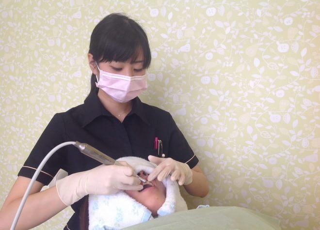 幕張本郷駅 徒歩5分 すずらん歯科診療所のスタッフ写真2