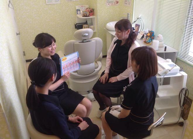 幕張本郷駅 徒歩5分 すずらん歯科診療所のスタッフ写真5