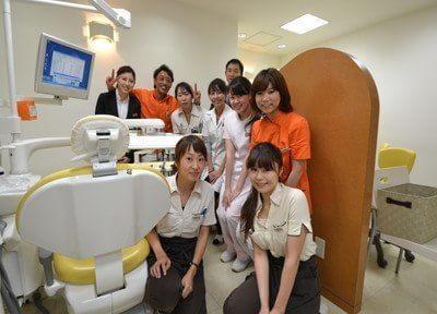 三郷駅 徒歩3分 はまさき歯科クリニックの院内写真2