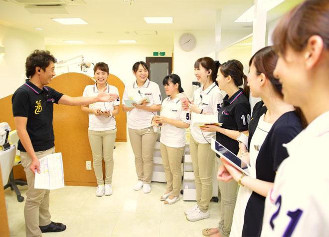 三郷駅 徒歩3分 はまさき歯科クリニックの院内写真3