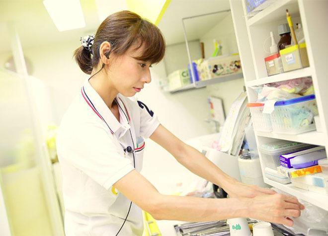 三郷駅 徒歩3分 はまさき歯科クリニックの院内写真6