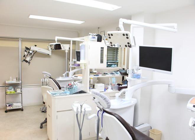 下総中山駅 徒歩1分 成瀬歯科クリニックの院内写真2