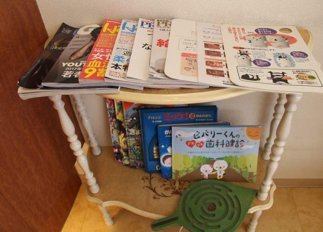高円寺駅 徒歩10分 新高円寺デンタルクリニックの院内写真5