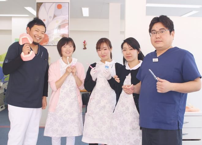 【竹ノ塚駅の歯医者4院】おすすめポイントを掲載中|口腔外科BOOK