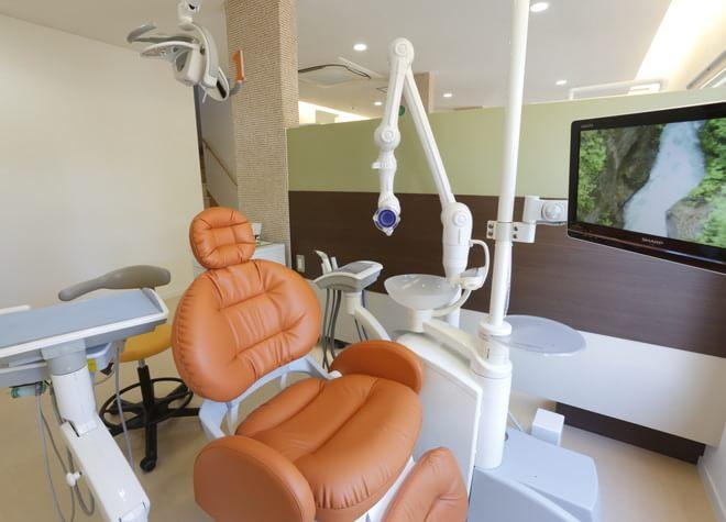 健軍町駅 出口車 8分 東町グラン歯科の治療台写真5