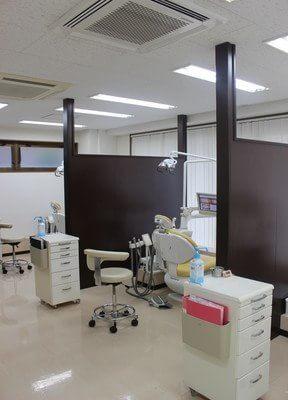 溝の口駅 出口車8分 きむら歯科クリニックの院内写真7