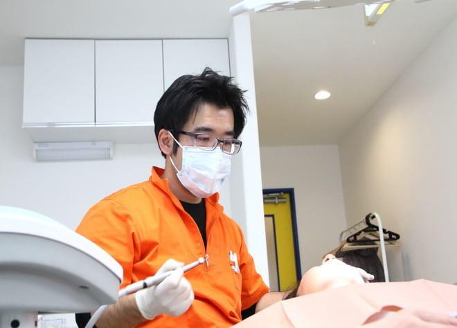 鶴瀬駅 東口徒歩 15分 鶴瀬さかい歯科クリニックのスタッフ写真4