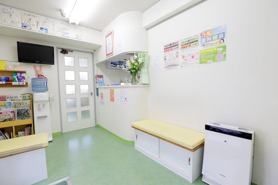 市川駅 南口徒歩 6分 三浦歯科医院の院内写真4