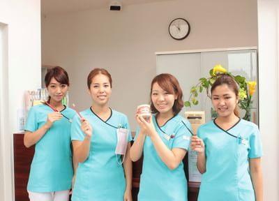 入曽駅 東口徒歩12分 いながき歯科クリニックのスタッフ写真2