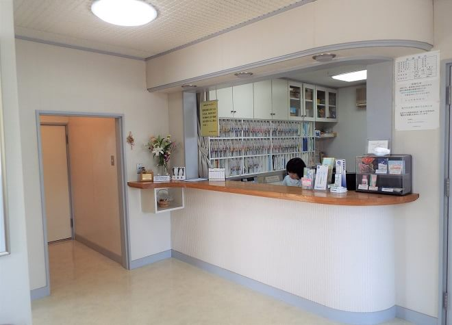 伊予和気駅 出口徒歩 10分 太山寺歯科医院の院内写真2