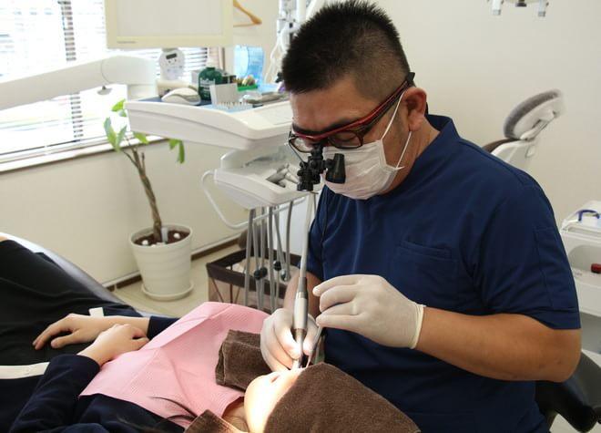 矢切駅 徒歩1分 松戸やぎり歯科・矯正歯科のスタッフ写真2