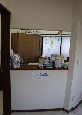 矢切駅 徒歩1分 松戸やぎり歯科・矯正歯科の院内写真7