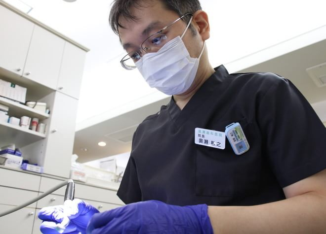 亀有駅 南口徒歩 6分 奥瀬歯科医院写真1