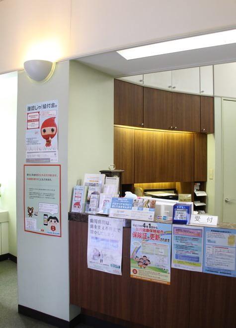 亀有駅 南口徒歩 6分 奥瀬歯科医院の院内写真2