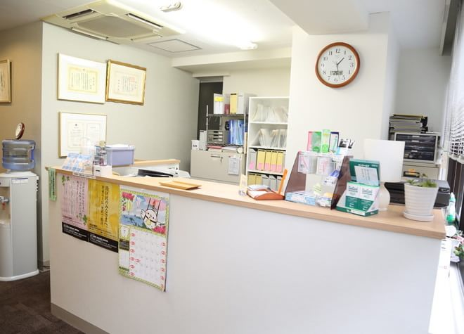 虎ノ門駅 9番出口徒歩 2分 さくらだ歯科医院の院内写真3