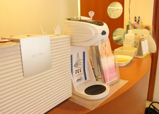 つつじヶ丘駅 北口徒歩 3分 なかじま歯科医院の院内写真4