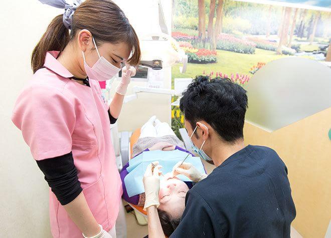 お口の細菌をコントロール!患者さんと協力して行う歯周病治療