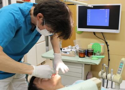 向ヶ丘遊園駅 南口徒歩 3分 あい歯科クリニックのスタッフ写真2