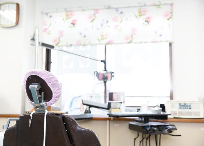 京王堀之内駅 徒歩5分 堀之内歯科の治療台写真3