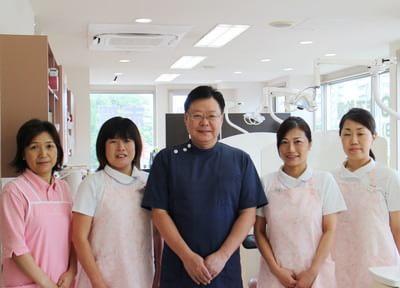 ふじみ野駅 西口徒歩 1分 志賀歯科クリニックの院内写真2